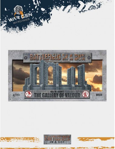 Battlefield in a box - Hall Of...