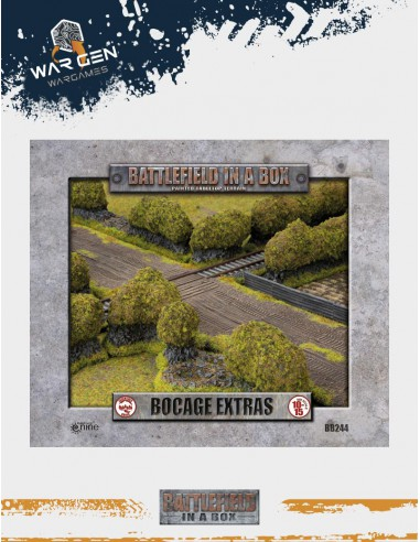 Battlefield in a box - Bocage Extras...