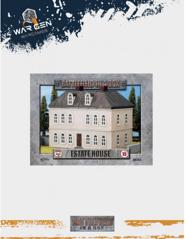 Flames of War - Estate House WWII...