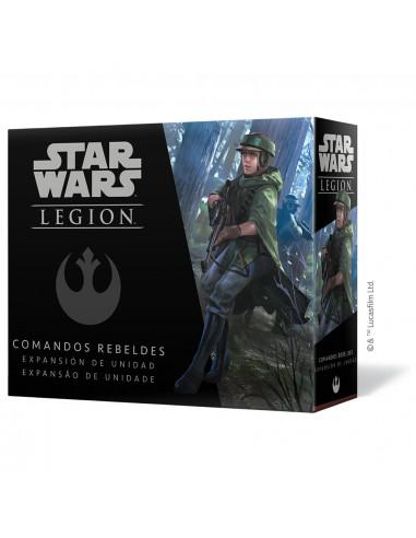 Star Wars: Legion Rebel Commandos...