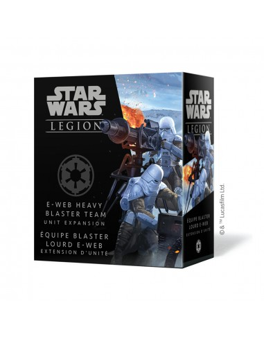 Star Wars: Legion E-Web Heavy Blaster...