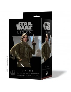 Star Wars: Legion Jyn Erso...