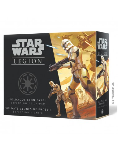 Star Wars: Legion Phase I Clone...