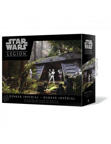 Star Wars: Legion Imperial Bunker...
