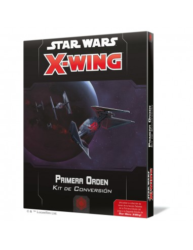 Star Wars: X-Wing First Order...