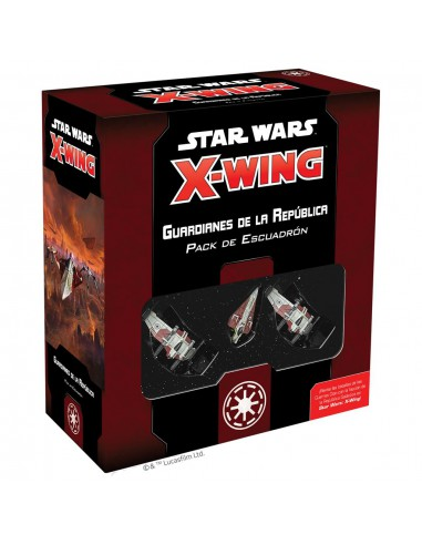 Star Wars: X-Wing Guardians of the...