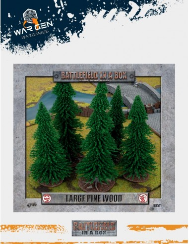Battlefield in a box - Large Pine...