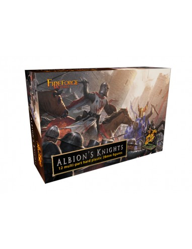 Fireforge Games - Albion's Knights