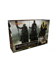 Fireforge Games - Mounted...