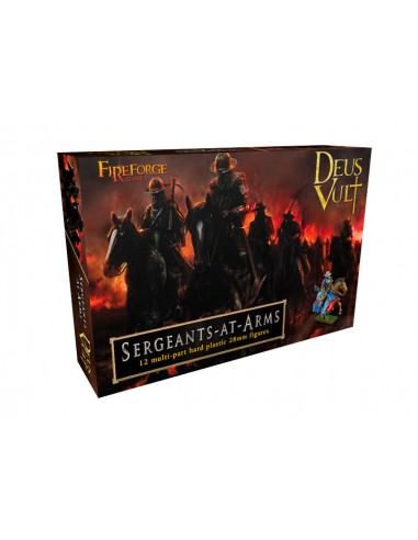 Fireforge Games - Sergeants at Arms