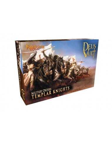 Fireforge Games - Templar Knights
