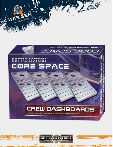Battle Systems - Core Space Dashboard...