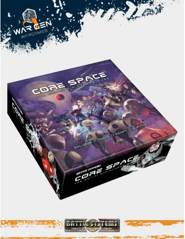 Battle Systems - Core Space Starter Set