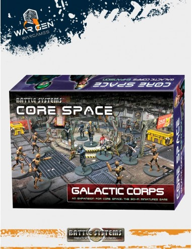 Battle Systems - Core Space Galactic...