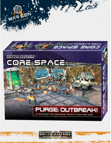 Battle Systems - Core Space Purge:...