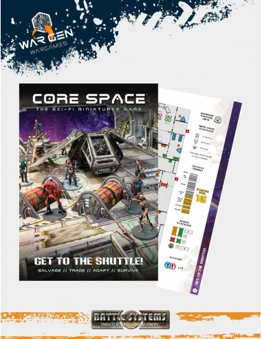 Battle Systems - Core Space Get to...