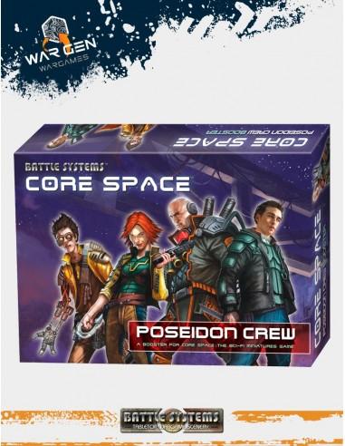 Battle Systems - Core Space Poseidon...