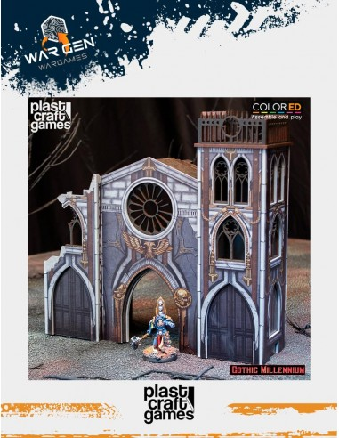Plast Craft Games - Portico of Penance