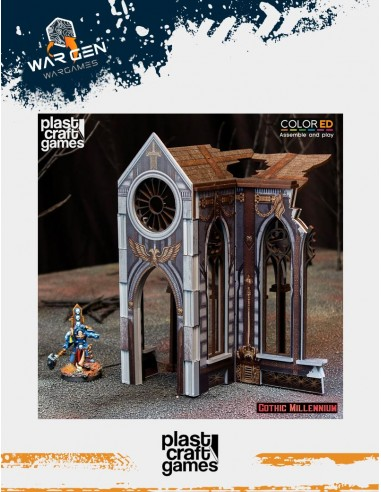 Plast Craft Games - Cathedralis side...