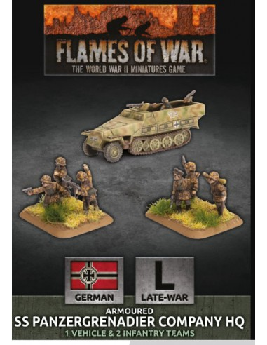 Flames of War: Armoured SS...