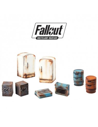 Fallout: Wasteland Warfare Miniatures...