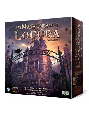 Mansions of Madness Second Edition...