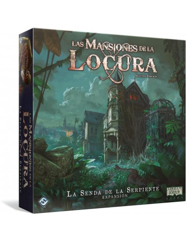Mansions of Madness Second Edition -...