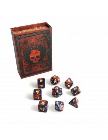 Elder Dice - Mark of the Necronomicon...